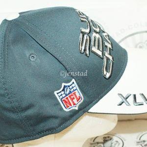 255da29c0d14a7 Reebok Accessories - NEW YORK NY GIANTS NFL XLVI SUPER BOWL CHAMPS HAT